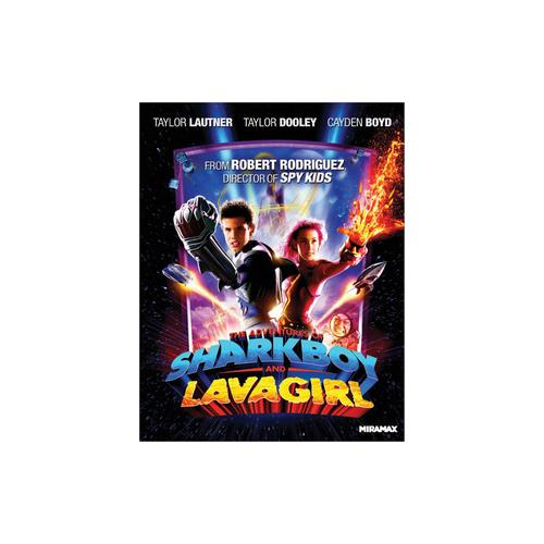 ADVENTURES OF SHARK BOY & LAVA GIRL (BLU RAY) (WS/ENG/ENG SUB/SPAN SUB/SDH 31398145714