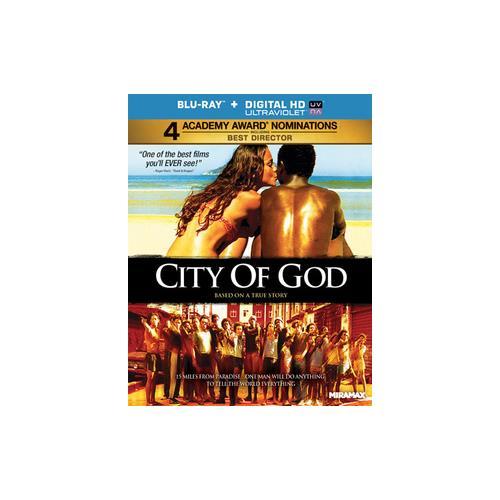 CITY OF GOD (BLU RAY) (ENG SUB/FREN SUB/PORTUGURES/5.1 DTS/UV DIGITAL COPY) 31398146889