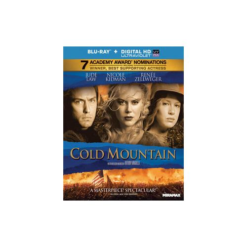 COLD MOUNTAIN (BLU-RAY/ULTRAVIOLET DC/DTS 5.1) 31398147633