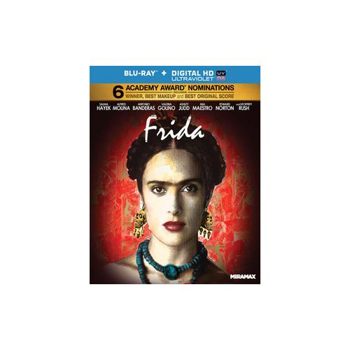 FRIDA (BLU RAY) (WS/ENG/ENG SUB/SPAN SUB/ENG SDH/5.1 DTS-HD/UV DIGITAL COPY 31398148562