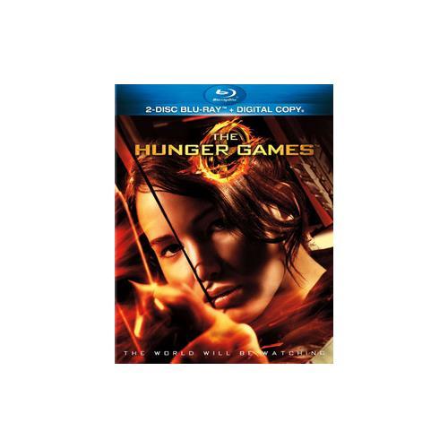 HUNGER GAMES (BLU-RAY/2 DISCS/DC) 31398155546