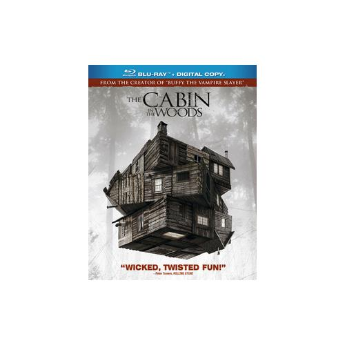 CABIN IN THE WOODS (BLU RAY W/DIGITAL COPY) (WS/ENG/ENG SUB/SPAN SUB/5.1DD) 31398156185