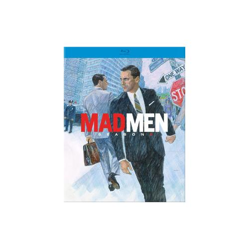 MAD MEN-SEASON 6 (BLU RAY) (WS/ENG/ENG SUB/SPAN SUB/ENG SDH/5.1DTS-HD/3DVD) 31398171911