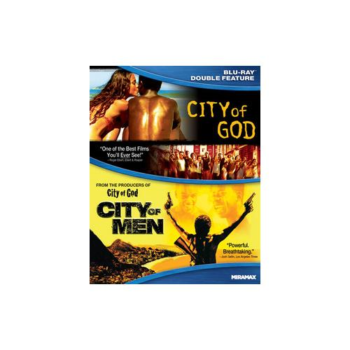 CITY OF GOD/CITY OF MEN (BLU RAY) (WS/ENG/ENG SUB/5.1 DTS-HD/2.0 DTS) 31398174486