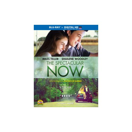 SPECTACULAR NOW (BLU RAY W/ULTRAVIOLET)(WS/ENG/ENG SUB/SP SUB/ENG SDH/5.1DT 31398179337