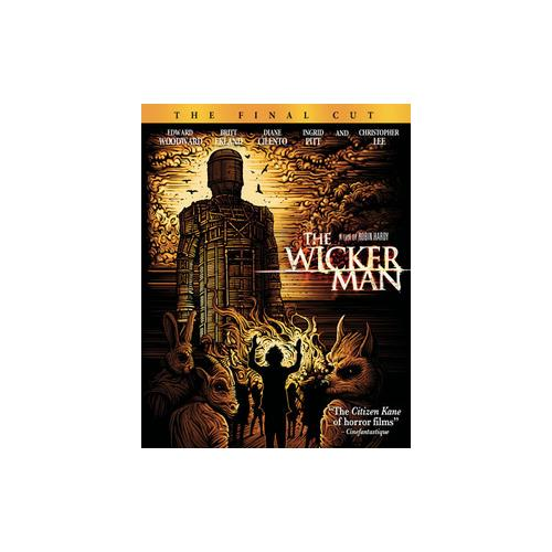 WICKER MAN (BLU RAY) (WS/ENG/5.1 DTS-HD) 31398182108