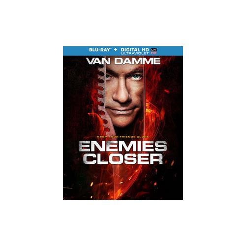 ENEMIES CLOSER (BLU RAY W/ULTRAVIOLET) 31398188520