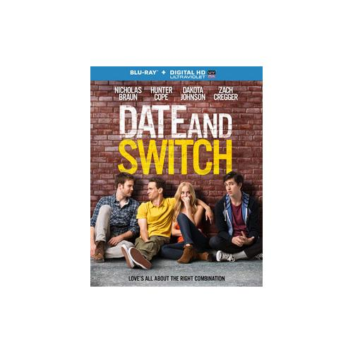 DATE & SWITCH (BLU RAY W/DIGITAL HD/UV) (ENG/ENG SUB/SP SUB/ENG SDH/5.1DTS) 31398188971