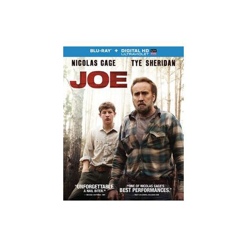 JOE (BLU RAY W/DIGITAL HD/ULTRAVIOLET) (WS/ENG/ENG SUB/SPAN SUB/ENG SDH/5.1 31398196778