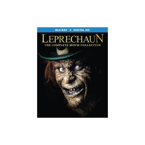 LEPRECHAUN THE COMPLETE MOVIE COLLECTION (BLU RAY W/DIGITAL HD)(WS/2.0 DTS) 31398201120