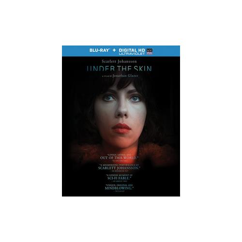 UNDER THE SKIN (BLU RAY W/UV) (WS/ENG/ENG SUB/SPAN SUB/ENG SDH/5.1 DTS) 31398201229