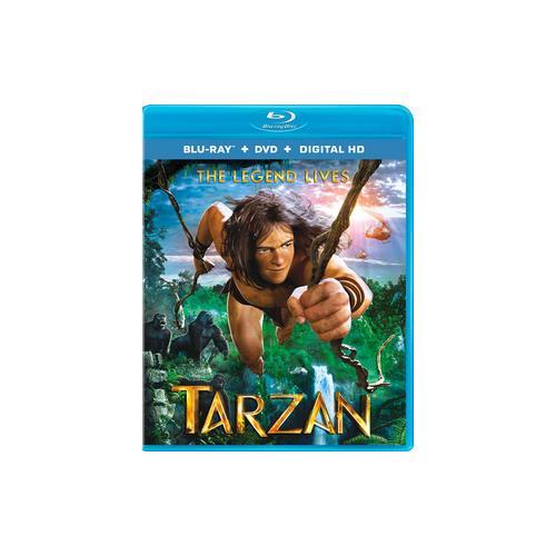 TARZAN (BLU RAY/DVD W/DIGITAL HD) (WS/ENG/ENG SUB/SPAN SUB/5.1 DOL DIG) 31398201373