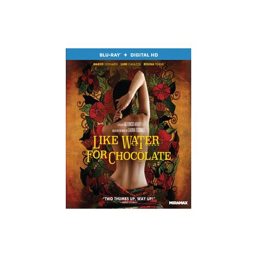 LIKE WATER FOR CHOCOLATE (BLU RAY W/DIG UV) (WS/ENG/SPAN SUB/ENG SDH/5.1DTS 31398201595