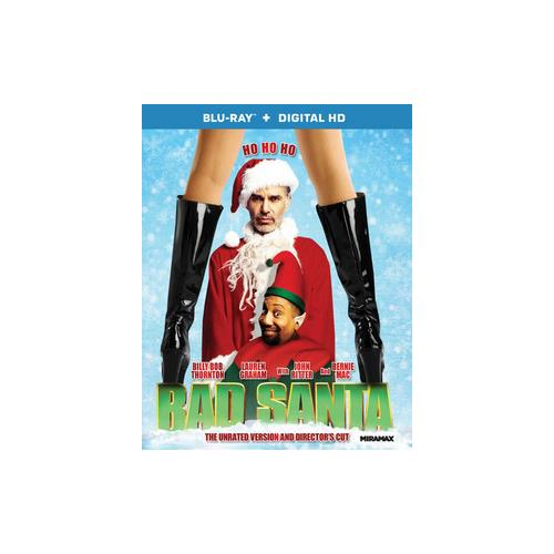 BAD SANTA (BLU RAY) (WS/ENG/5.1 DTS-HD) 31398204794