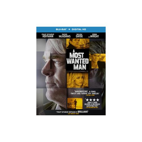 MOST WANTED MAN (BLU RAY W/DIGITAL HD) (WS/ENG/ENG SDH/5.1 DTS-HD) 31398204930
