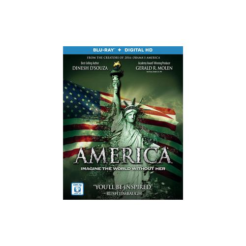 AMERICA-IMAGINE THE WORLD WITHOUT HER (BLU RAY W/DIG HD)(WS/ENG/ENG SUB/SP/ 31398205203