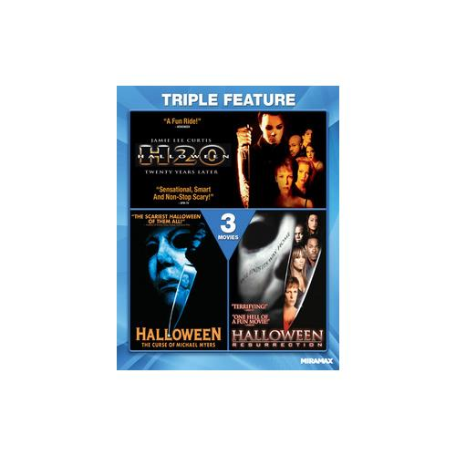 HALLOWEEN COLLECTION (BLU RAY) (WS/ENG/5.1 DTS-HD/2.0 DTS-HD) 31398205876