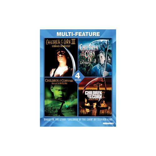 CHILDREN OF THE CORN 4-FILM (BLU RAY W/DIGITAL HD) (WS/ENG/ENG SDH/5.1 DTS) 31398205906