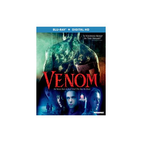 VENOM (BLU RAY W/DIGITAL HD) (WS/ENG/ENG SDH/5.1 DTS-HD) 31398205999