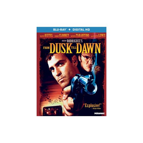 FROM DUSK TILL DAWN (BLU RAY W/DIGITAL) (WS/ENG/ENG SDH/5.1 DTS-HD) 31398206002