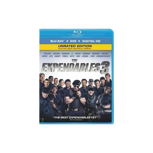 EXPENDABLES 3 (BLU RAY/DVD COMBO)(2DISCS/WS/ENG/ENG SUB/SP SUB/ENG SDH/5.1) 31398206361