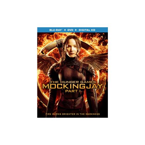 HUNGER GAMES-MOCKINGJAY PART 1 (BLU RAY/DVD W/DIGITAL HD) 31398206446
