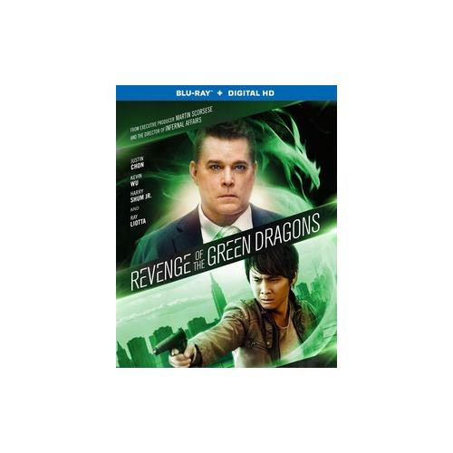 REVENGE OF THE GREEN DRAGONS (BLU RAY W/DIGITAL HD) (WS/ENG/ENG SHD/5.1DTS 31398209461