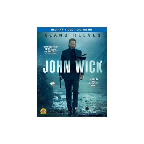 JOHN WICK (BLU RAY/DVD W/DIGITAL HD) (WS/ENG/ENG SUB/SP SUB/FREN SUB/2.0DTS 31398211044