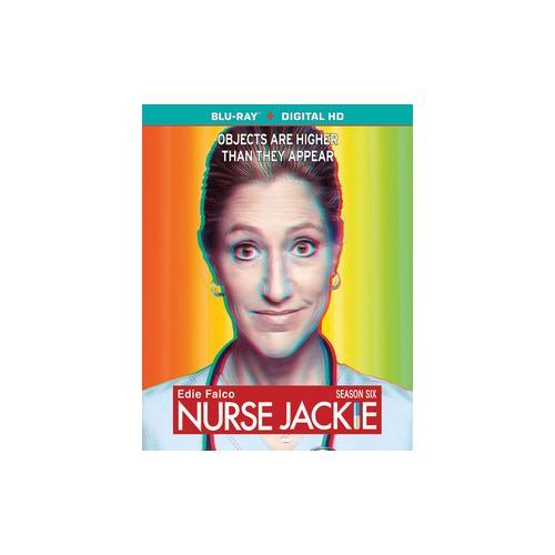 NURSE JACKIE-SEASON 6 (BLU RAY W/DIGITAL HD) (WS/ENG/ENG SUB/SP SUB/7.1DTS 31398212195