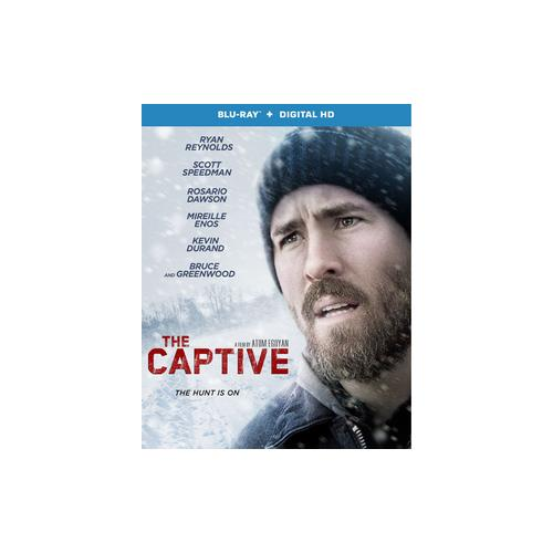 CAPTIVE (BLU RAY W/DIGITAL HD) (WS/ENG/ENG SDH 5.1 DTS HD) 31398214670