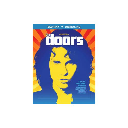 DOORS (BLU RAY W/DIGITAL HD) (WS/ENG/ENG SDH/5.1 DTS-HD) 31398215158