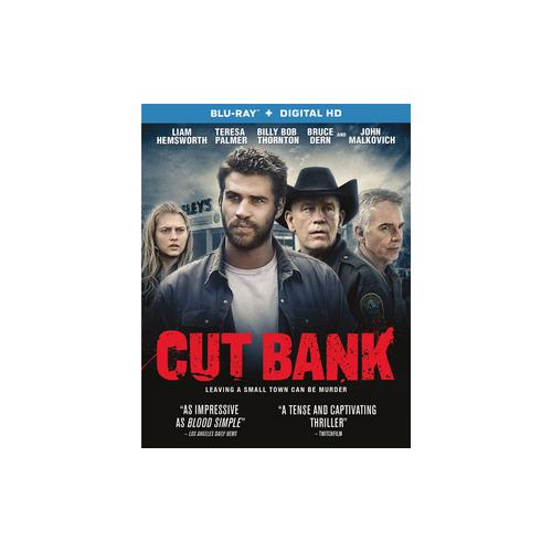 CUT BANK (BLU RAY) 31398218357