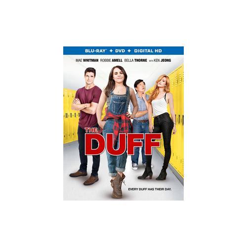 DUFF (BLU RAY/DVD W/DIGITAL HD) (WS/ENG/ENG SUB/SPAN SUB/ENG SDH/5.1 DTS) 31398220459