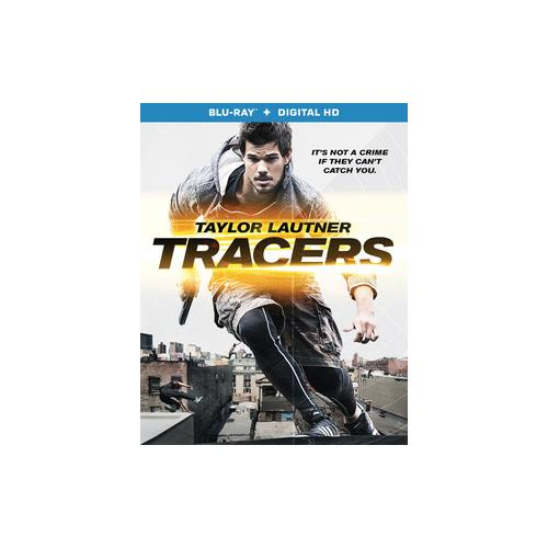 TRACERS (BLU RAY W/DIGITAL HD) (WS/ENG/ENG SUB/SPAN SUB/ENG SDH/5.1 DTS) 31398220510