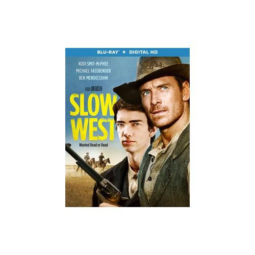 SLOW WEST (BLU RAY W/DIGITAL) (WS/ENG/ENG SUB/SPAN SUB/ENG SDH/5.1 DTS-HD) 31398221265