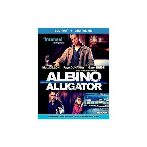 ALBINO ALLIGATOR (BLU RAY W/DIGITAL HD) (WS/ENG/ENG SDH/5.1 DTS-HD) 31398221722