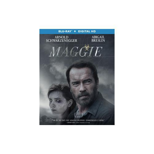 MAGGIE (BLU RAY W/DIGITAL HD) (WS/ENG/ENG SUB/SPAN SUB/ENG SDH/5.1 DTS-HD) 31398223566