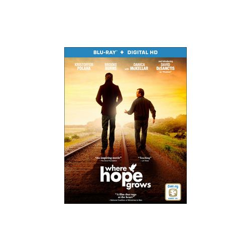 WHERE HOPE GROWS (BLU-RAY/WS/DTS/DIGITAL HD) 31398223870