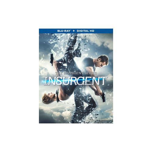 INSURGENT (BLU RAY W/DIGITAL HD) (WS/ENG/ENG SUB/SPAN/SPAN SUB/ENG SDH/2.0 31398224068