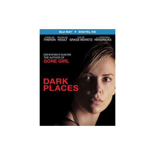 DARK PLACES (BLU RAY W/DIGITAL HD) (WS/ENG/ENG SUB/SPAN SUB/ENG SDH/5.1DTS) 31398224877