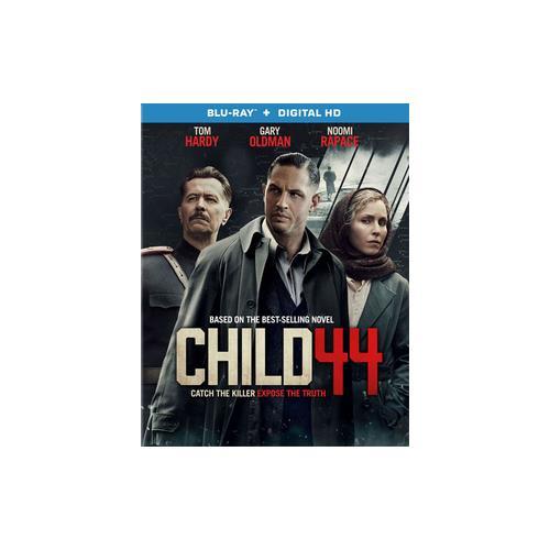 CHILD 44 (BLU RAY W/DIGITAL HD) (WS/ENG/ENG SUB/SPAN SUB/ENG SDH/5.1DTS-HD) 31398225928