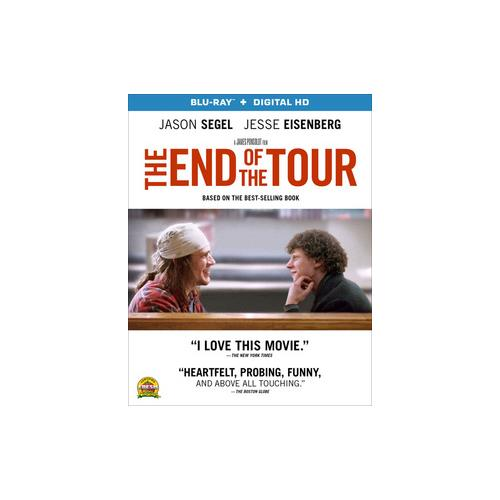END OF THE TOUR (BLU RAY) (WS/ENG/ENG SUB/SPAN SUB/ENG SDH/5.1 DTS-HD) 31398227779