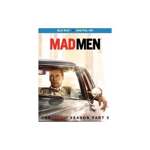 MAD MEN-FINAL SEASON PART 2 (BLU RAY W/DIG HD)(WS/ENG/ENG SUB/5.1DTS/2DISC) 31398228639