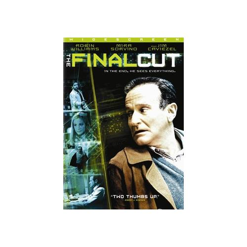 FINAL CUT (DVD) (16X9 WS/5.1 DOL DIG/2.0 DOL DIG) 31398169659