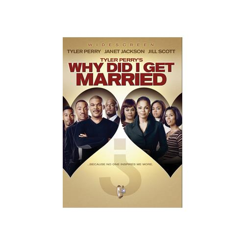 WHY DID I GET MARRIED (DVD) (WS/ENG/ENG SUB/SPAN/SPAN DUB/SPAN SUB/5.1&2.0) 31398222286