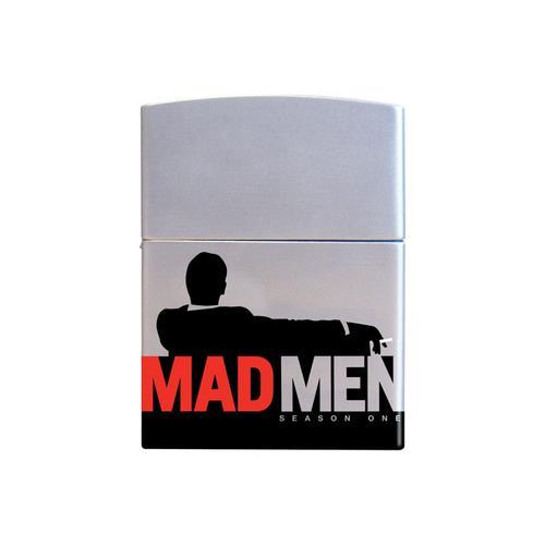 MAD MEN SEASON 1 (DVD) (WS/ENG/SPAN/FF/ENG/5.1/4DISCS) 31398229384