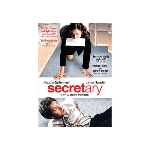 SECRETARY (DVD) (WS/ENG/SPAN) 658149236202