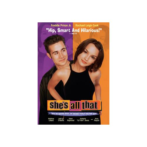 SHES ALL THAT (DVD) 31398134763