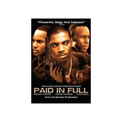 PAID IN FULL (DVD) (WS/ENG/5.1 DOL DIG) 31398134824