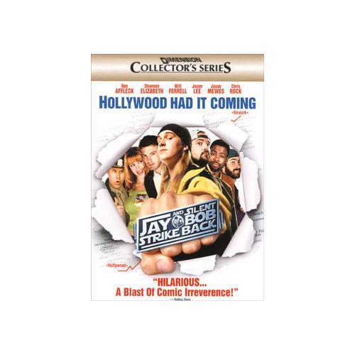 JAY & SILENT BOB STRIKE BACK (DVD) (WS/FREN/SPAN SUB/5.1 DOL DIG) 31398137696